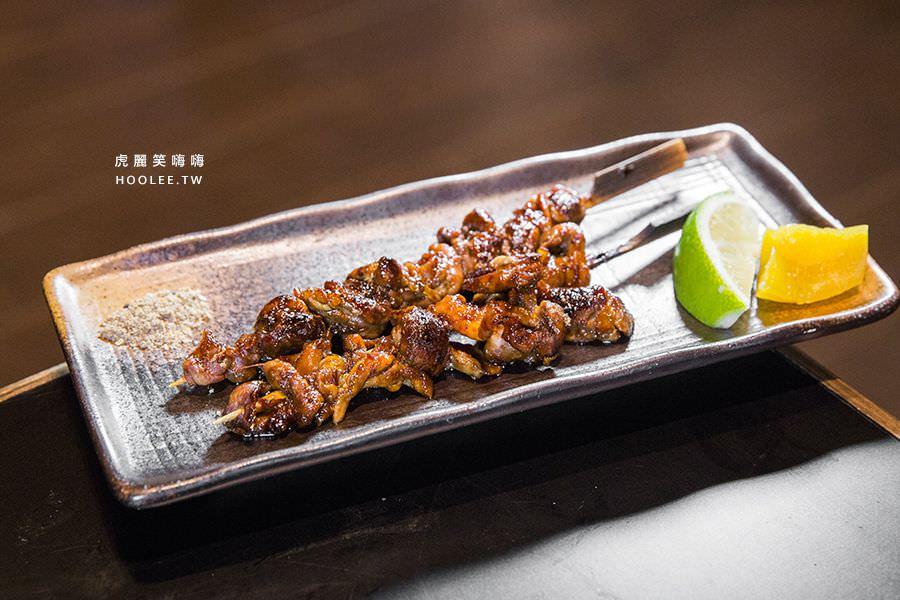 僕燒鰻 高雄鰻魚飯推薦 醬燒鰻魚肝 NT$60/串 - 虎麗笑嗨嗨