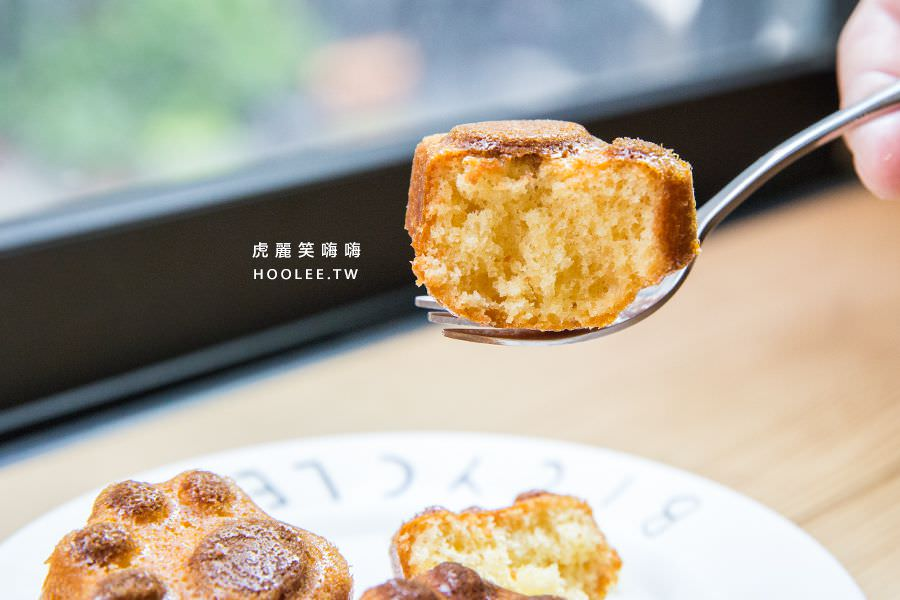 Awake coffee 巨蛋店 貓爪小蛋糕 3個 NT$50