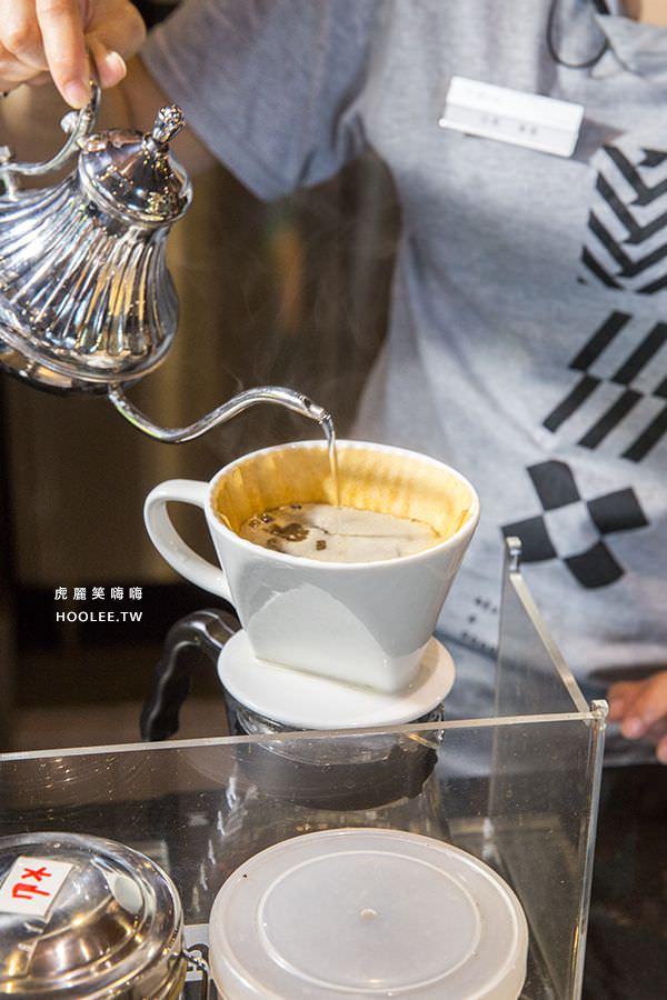 黑浮咖啡 高雄咖啡廳 肯亞AA特級(H) NT$130