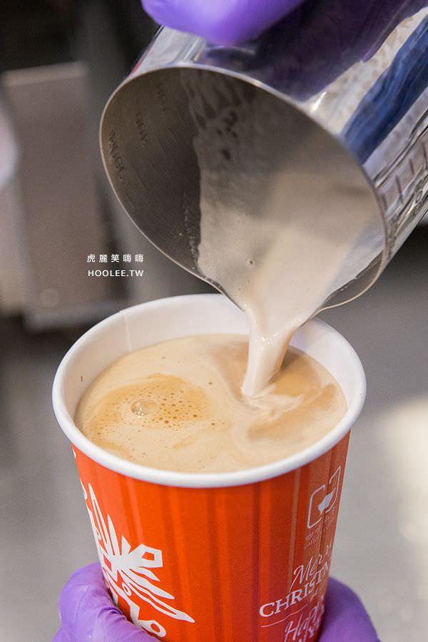 咖啡平方 興中店 鴛鴦拿鐵 NT$70