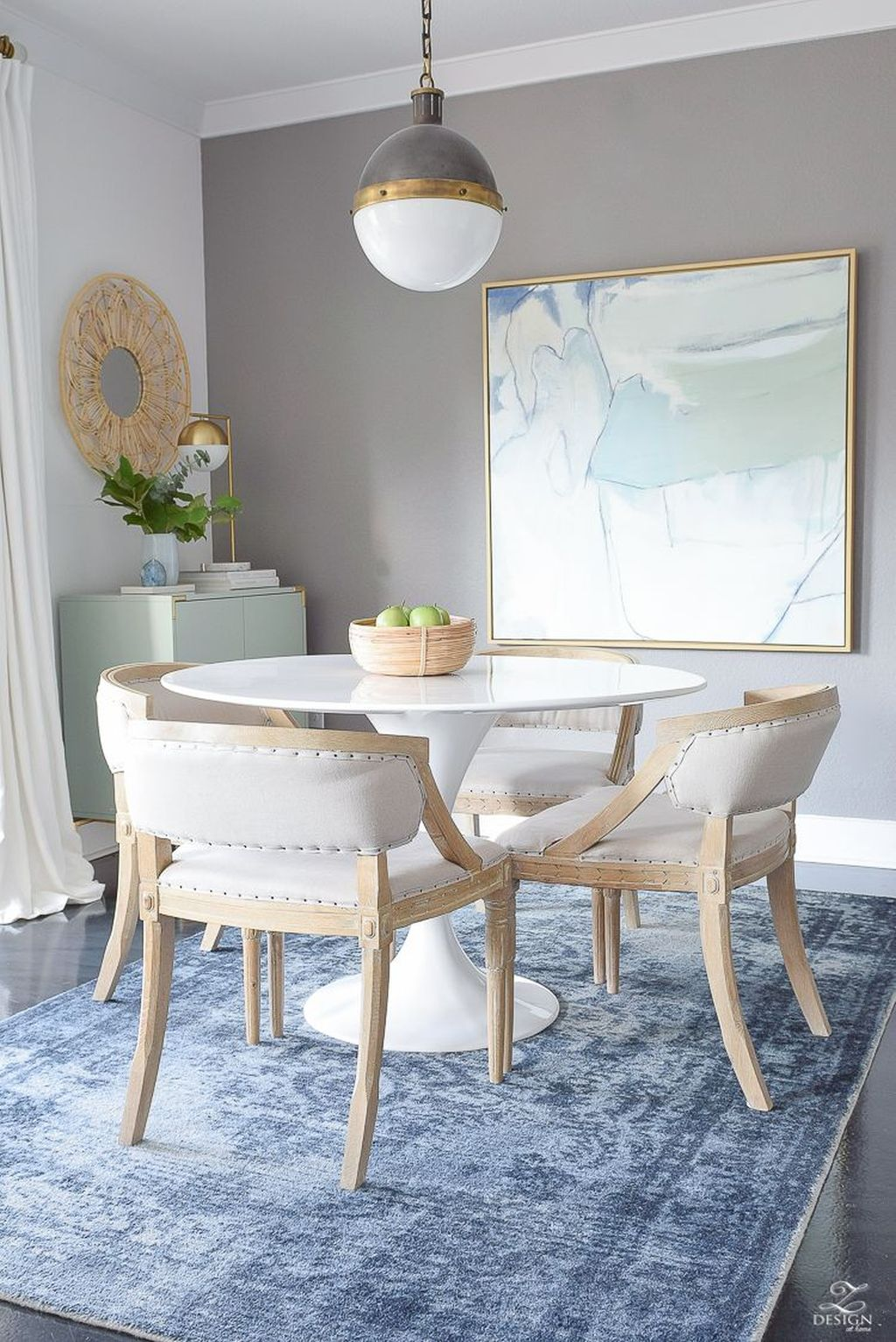 Amazing Summer Dining Room Decor Ideas 17