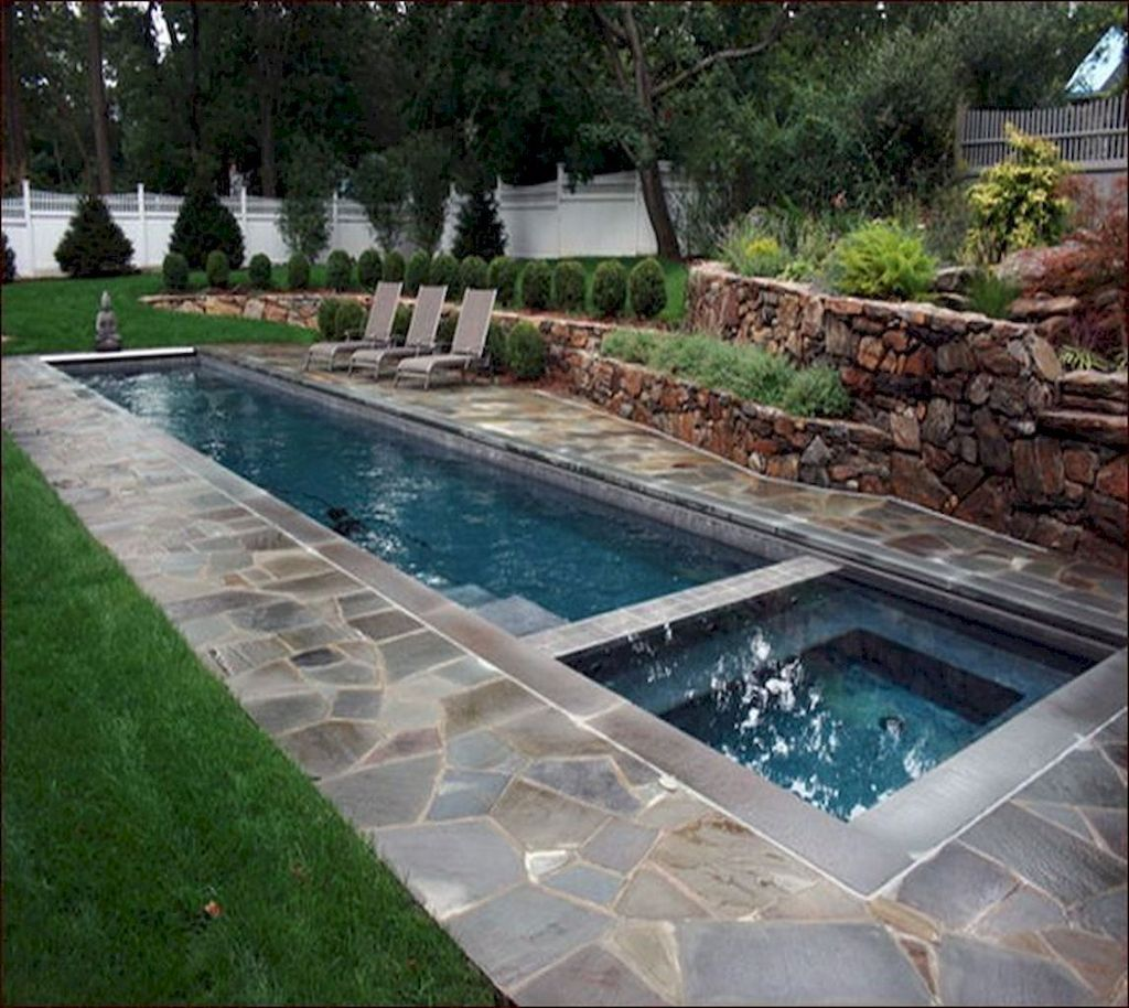 Lovely Small Swimming Pool Design Ideas On A Budget 17
