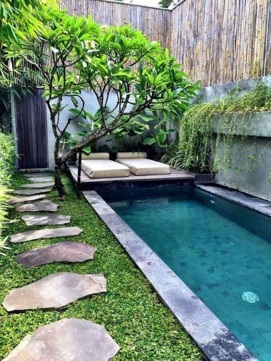 Lovely Small Swimming Pool Design Ideas On A Budget 21