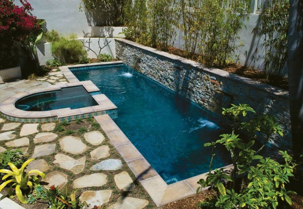 Lovely Small Swimming Pool Design Ideas On A Budget 26