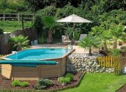 Lovely Small Swimming Pool Design Ideas On A Budget 30