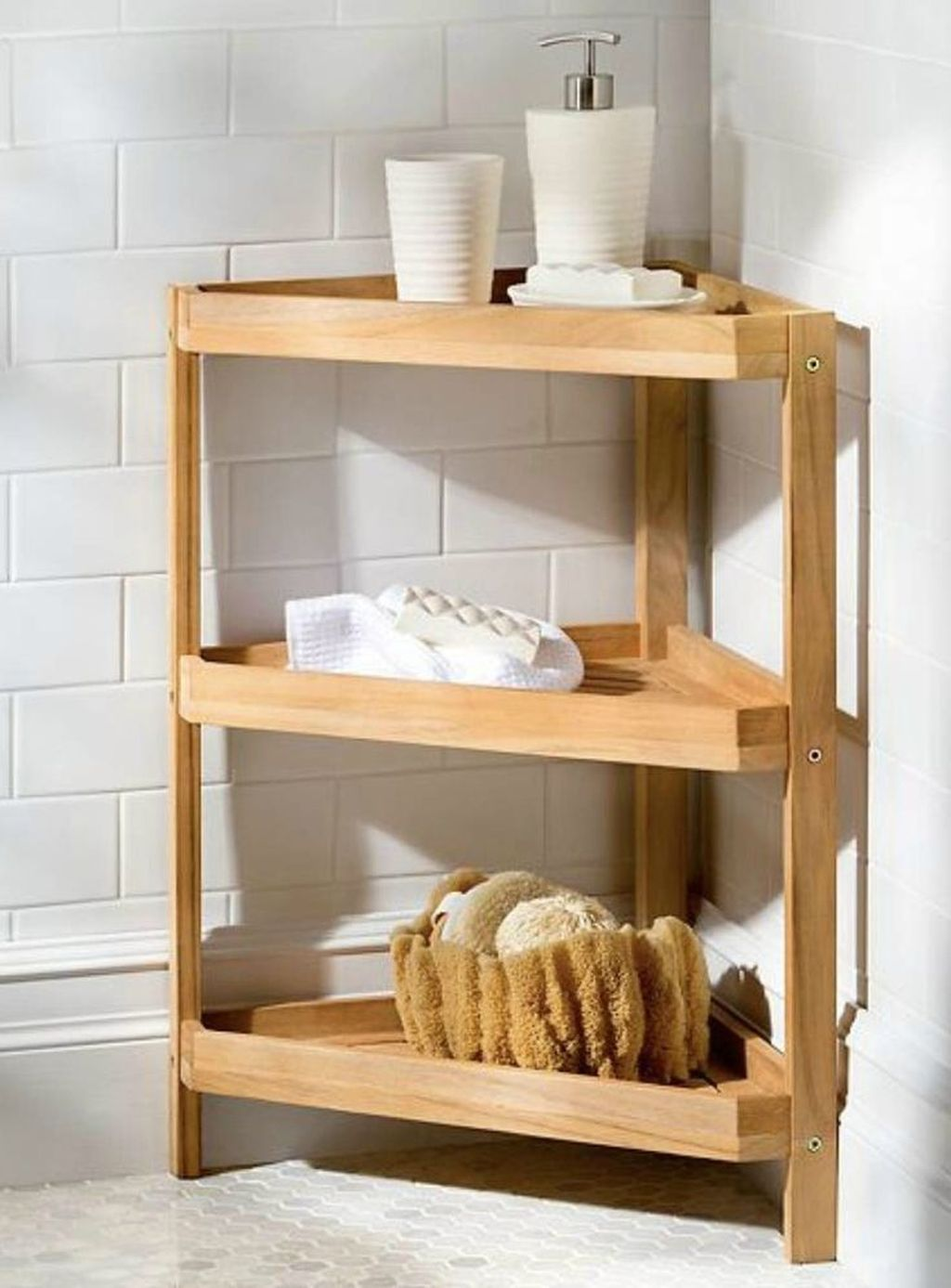 Amazing Bathroom Storage Design Ideas For Small Space 05
