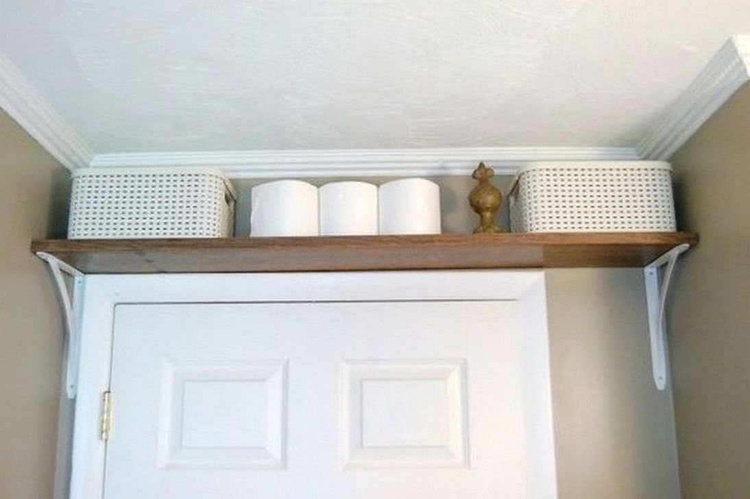 Amazing Bathroom Storage Design Ideas For Small Space 21