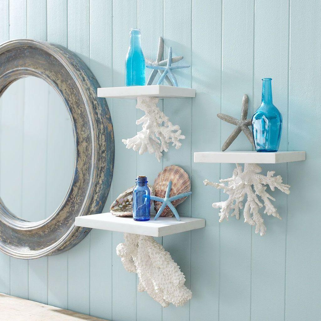 Amazing Beach Bathroom Decoration Ideas 25