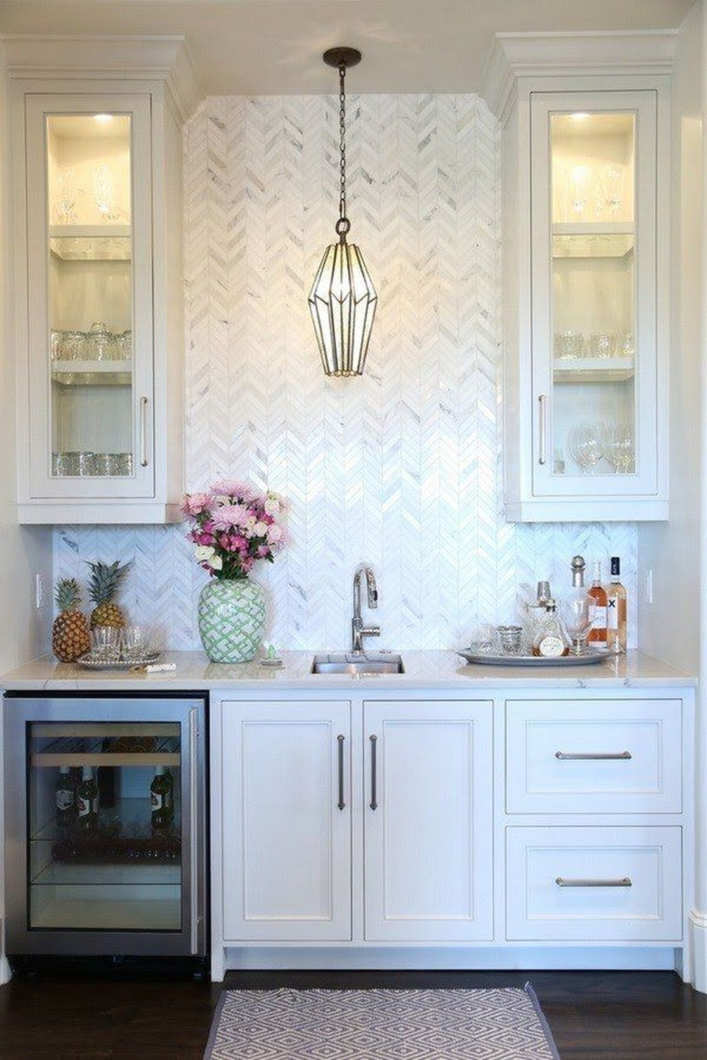 Awesome Creative Kitchen Backsplash Ideas 04