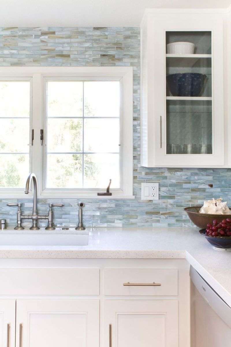 Awesome Creative Kitchen Backsplash Ideas 26