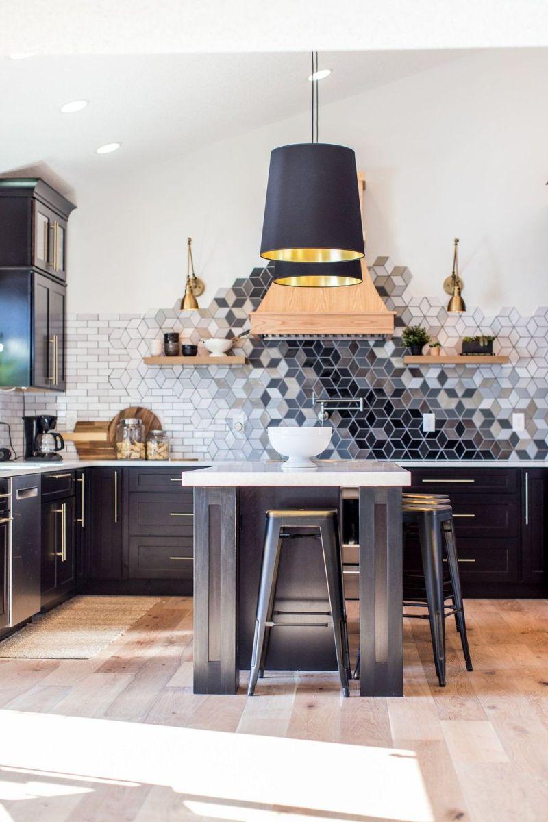 Awesome Creative Kitchen Backsplash Ideas 35