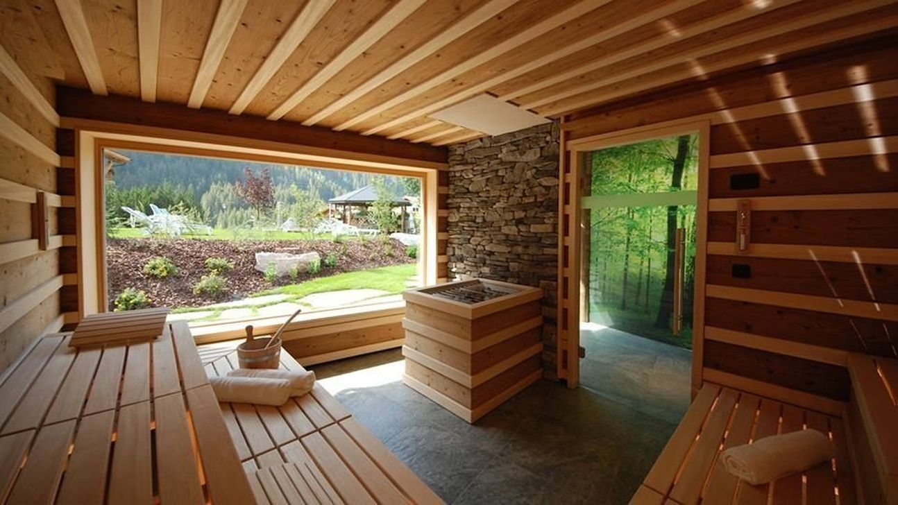 Beautiful Sauna Design Ideas For Your Bathroom 33