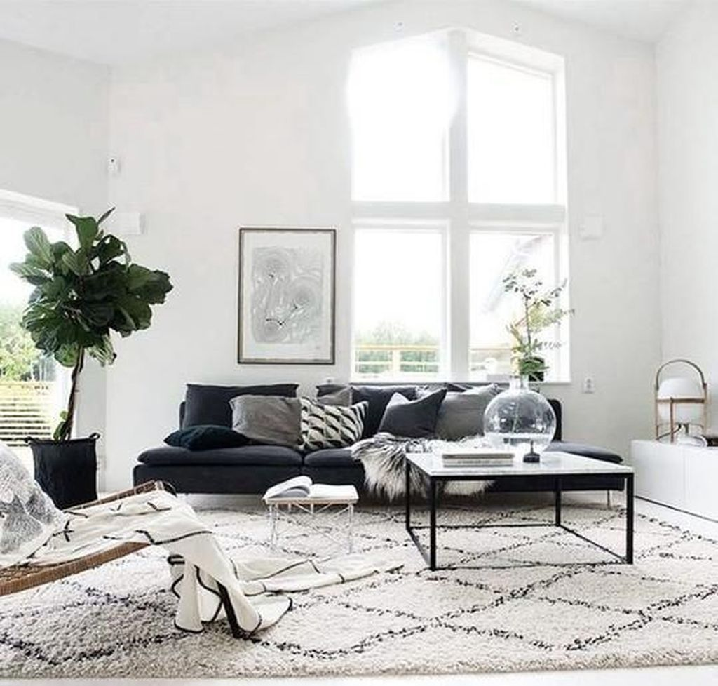 Beautiful Scandinavian Living Room Decoration Ideas 03
