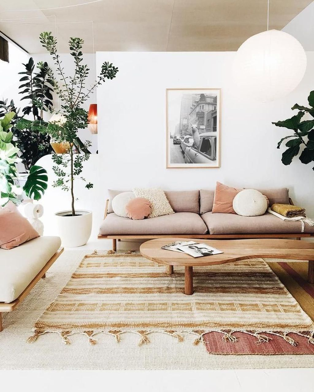 Beautiful Scandinavian Living Room Decoration Ideas 11