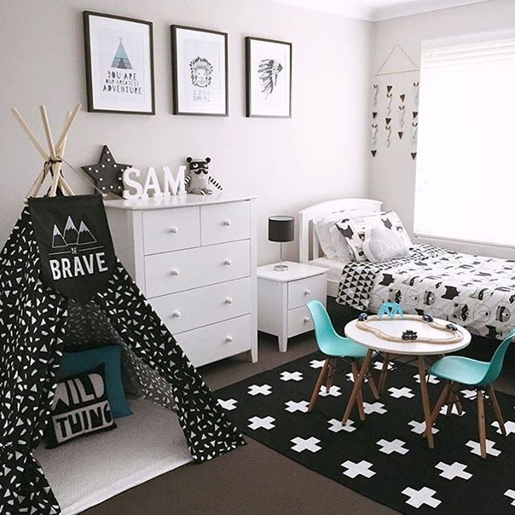 Cozy Boys Bedroom Decorating Ideas 13