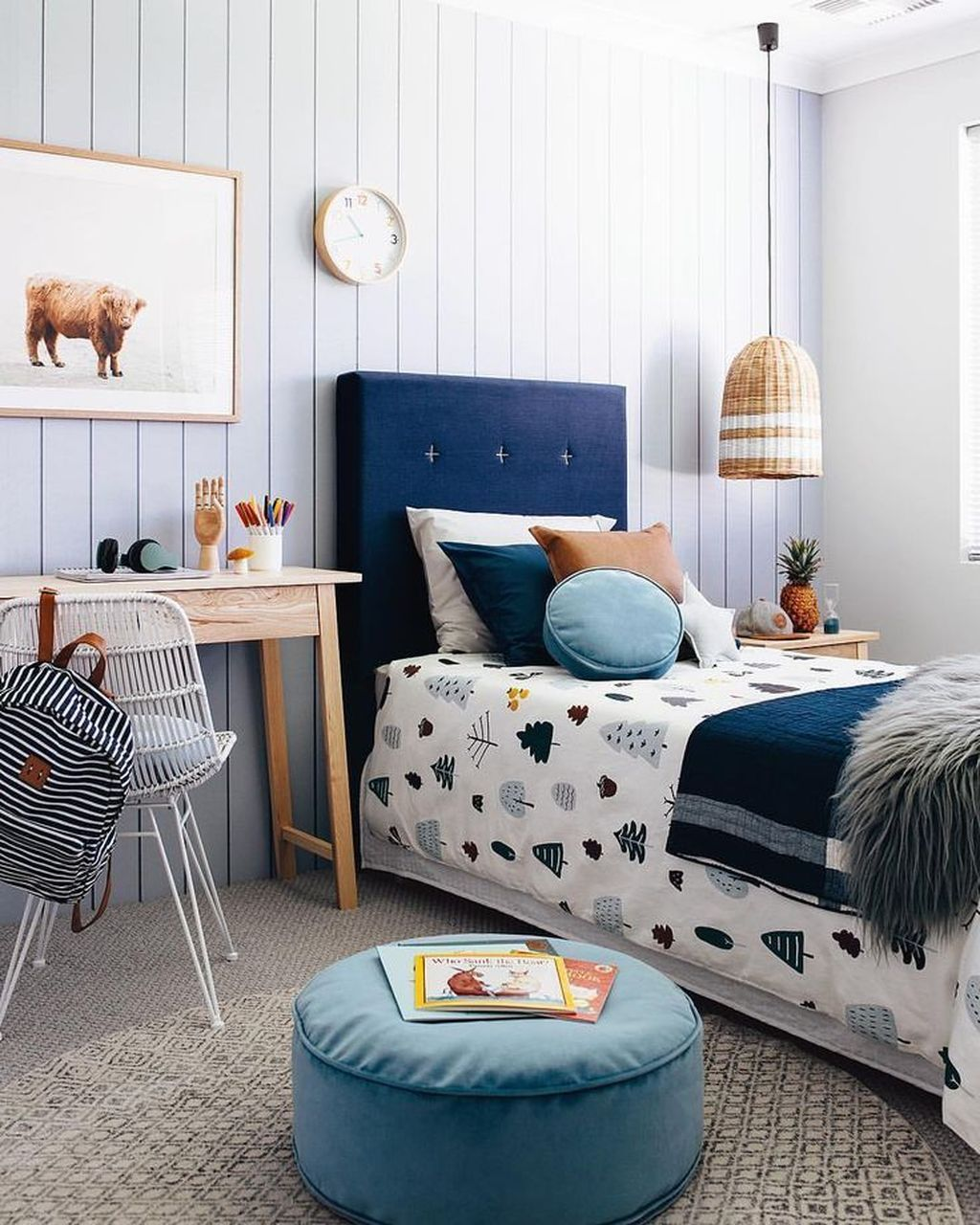 Cozy Boys Bedroom Decorating Ideas 36