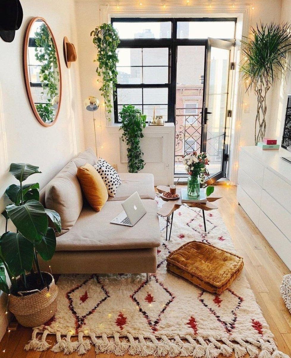 Fabulous Bohemian Living Room Decorating Ideas 09