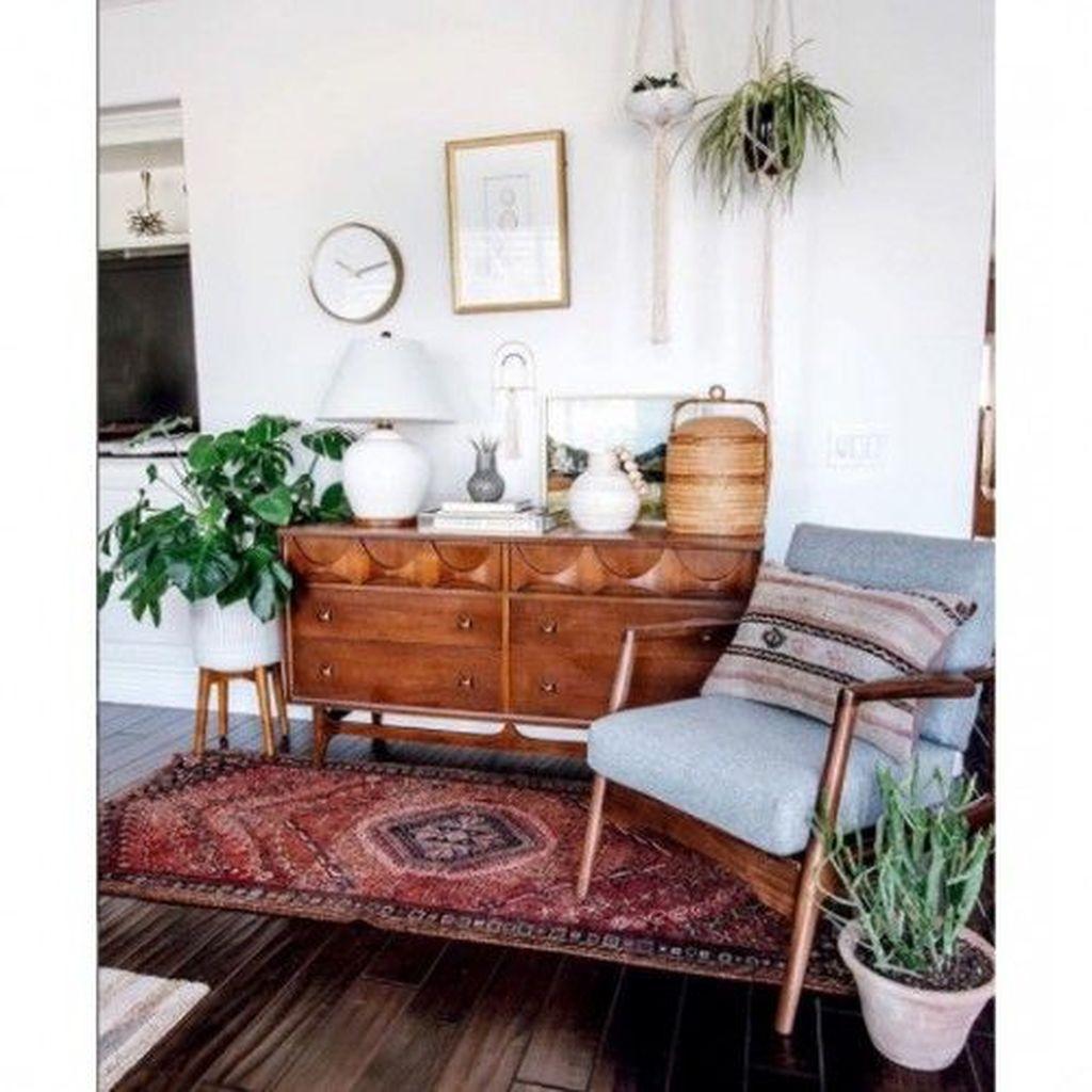 Fabulous Bohemian Living Room Decorating Ideas 22