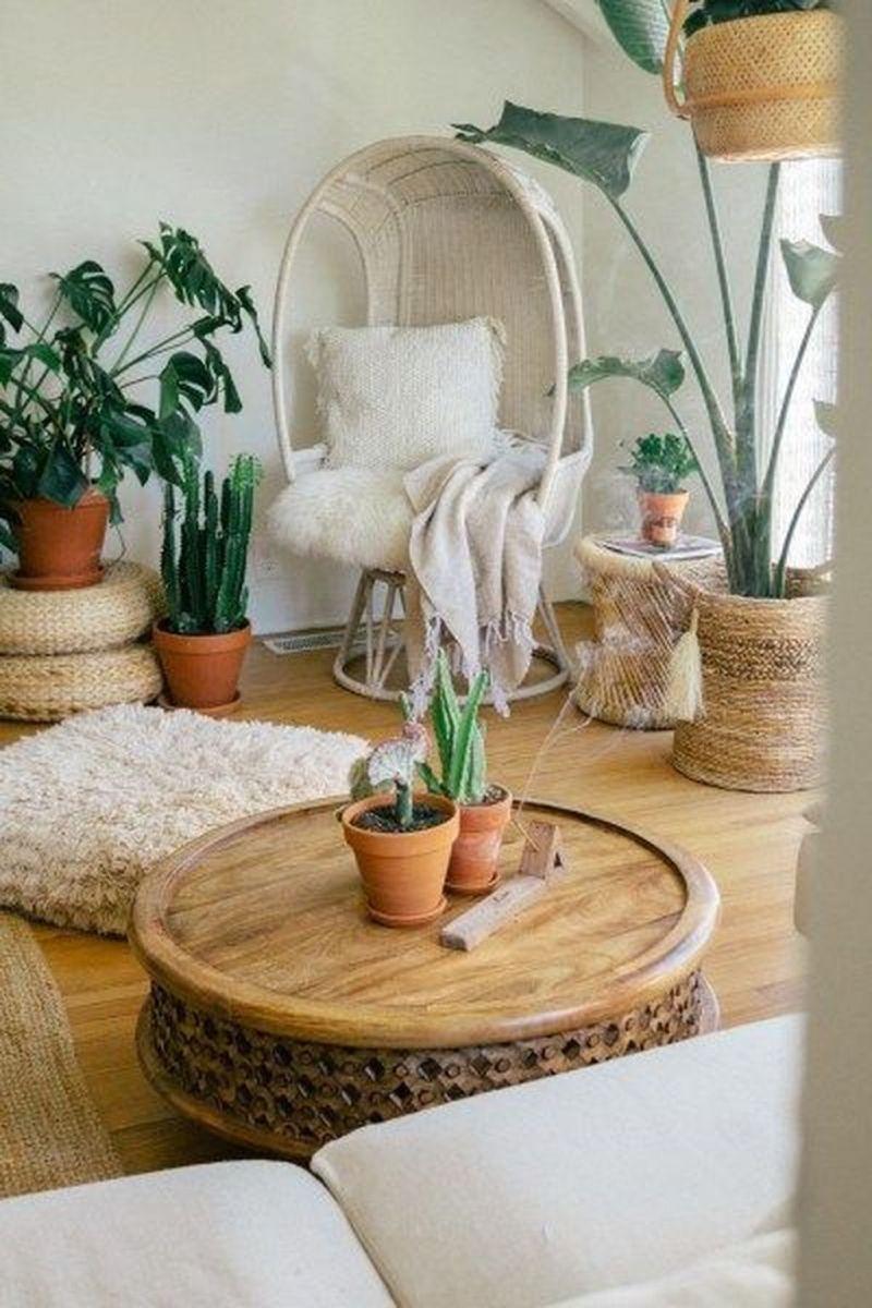 Fabulous Bohemian Living Room Decorating Ideas 35
