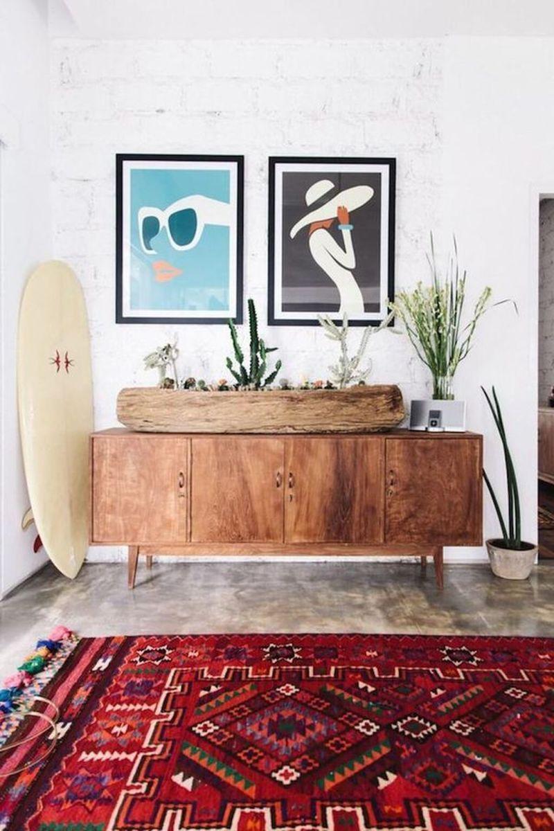 Fabulous Bohemian Living Room Decorating Ideas 36