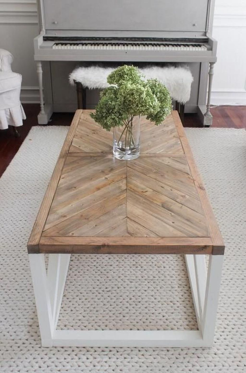 Gorgeous DIY Coffee Table Design Ideas 09