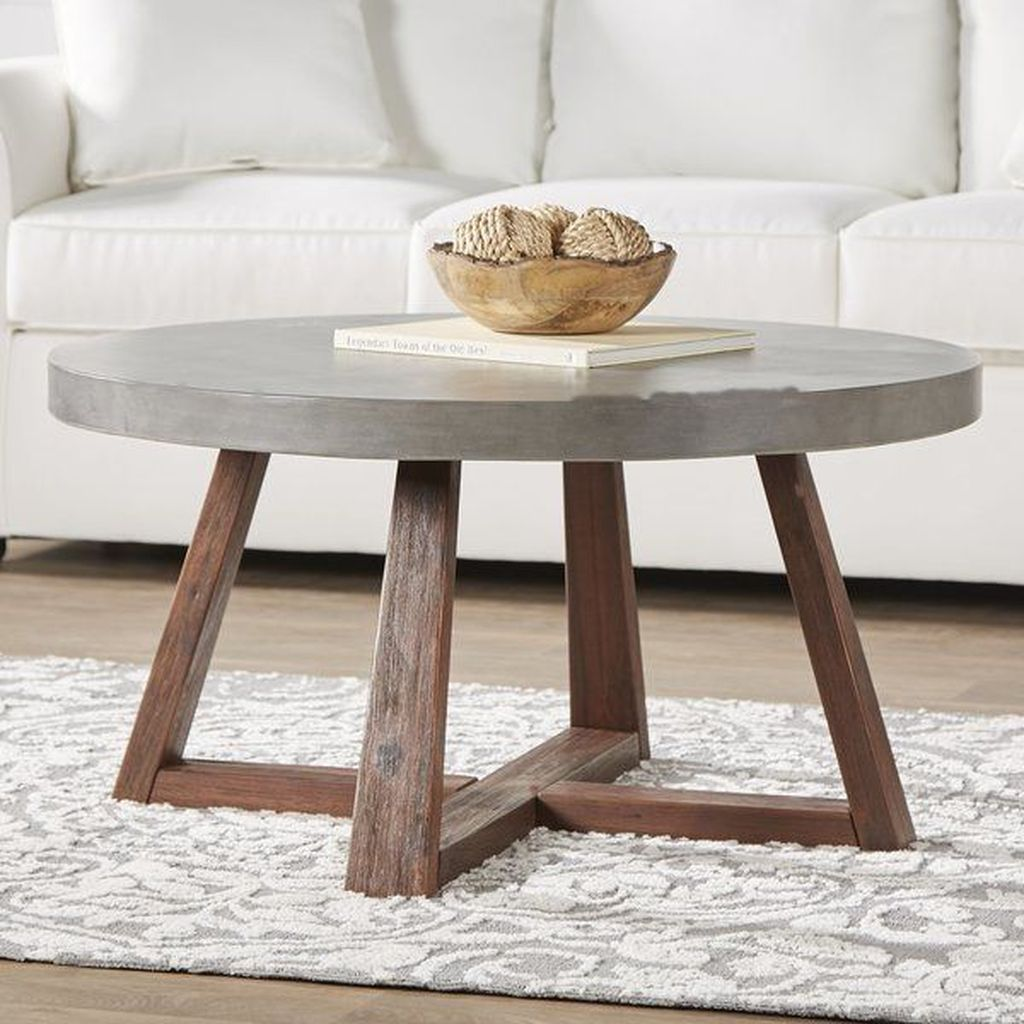 Gorgeous DIY Coffee Table Design Ideas 20