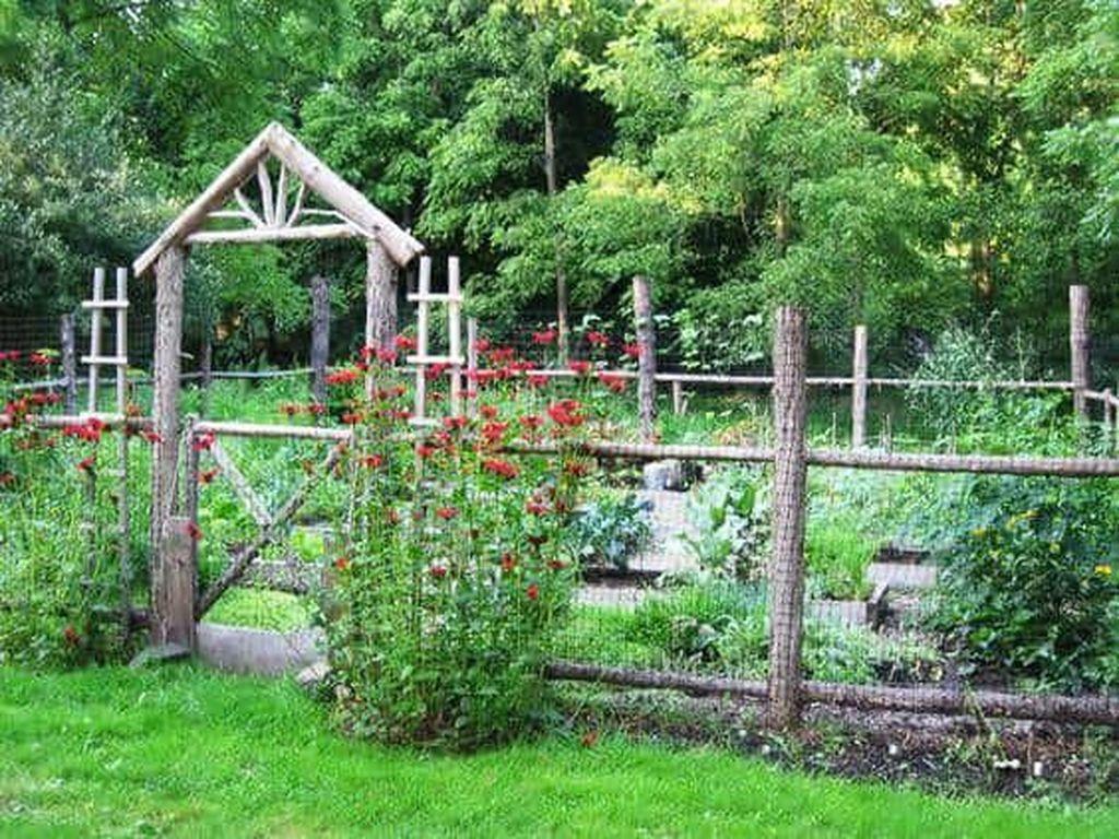 Inspiring Veggies Garden Layout For Your Outdoor Ideas 24