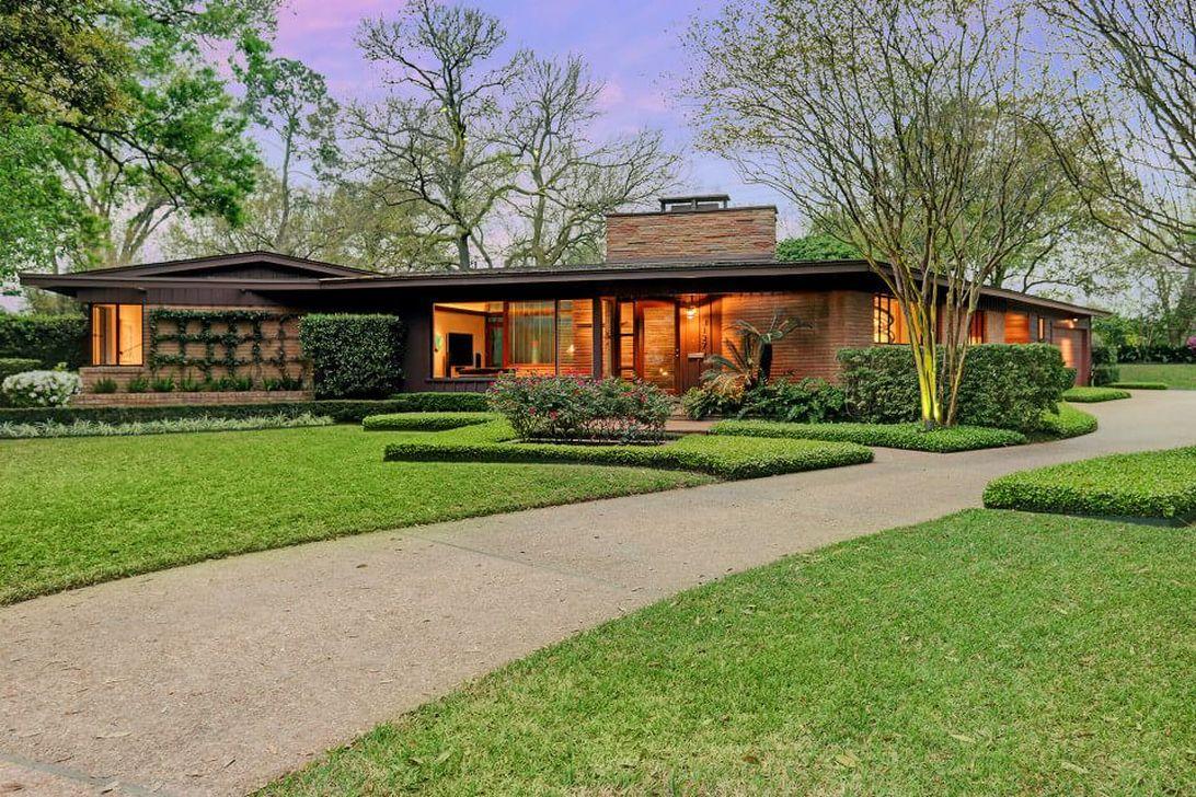 Lovely Modern Home Exterior Design Ideas 06