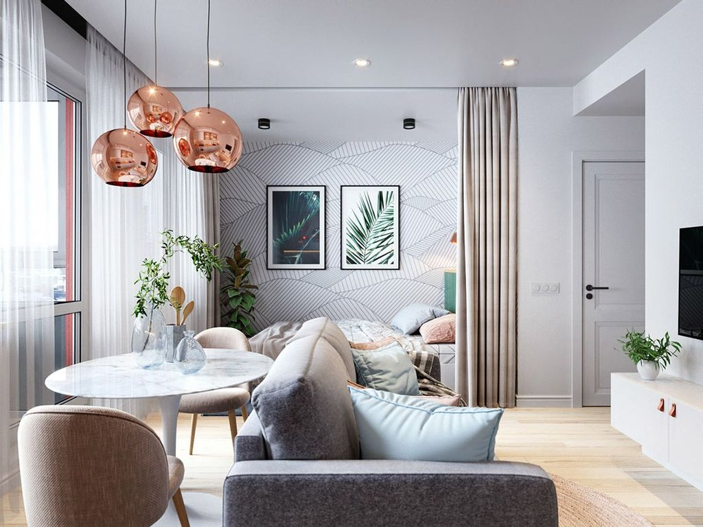 Perfect Small Apartment Decorating Ideas 30