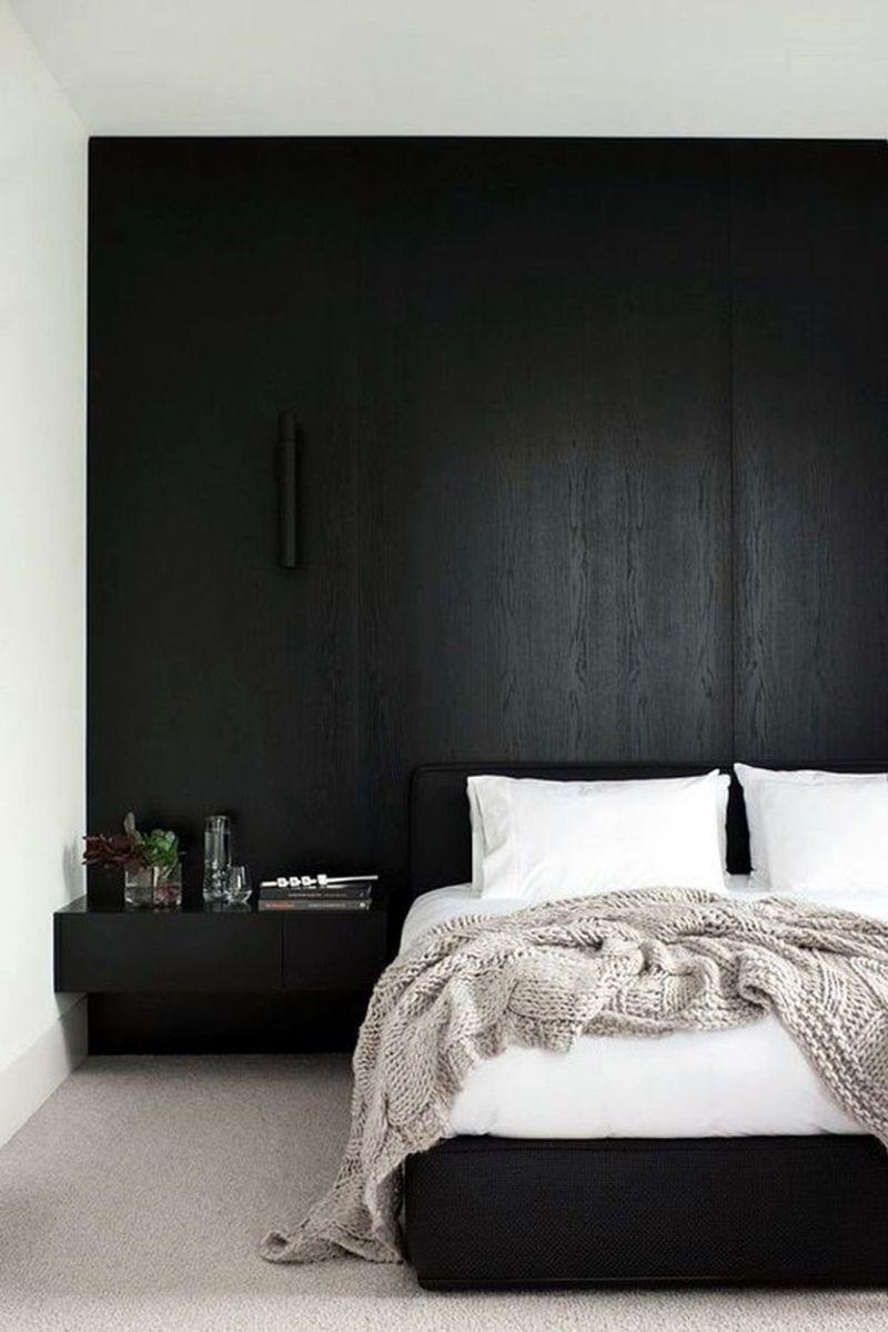 Popular Modern Man Bedroom With Elegant Look 22