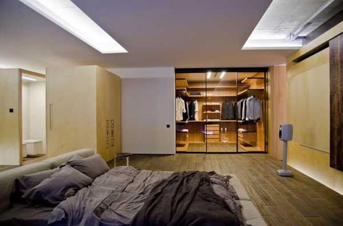 Popular Modern Man Bedroom With Elegant Look 24