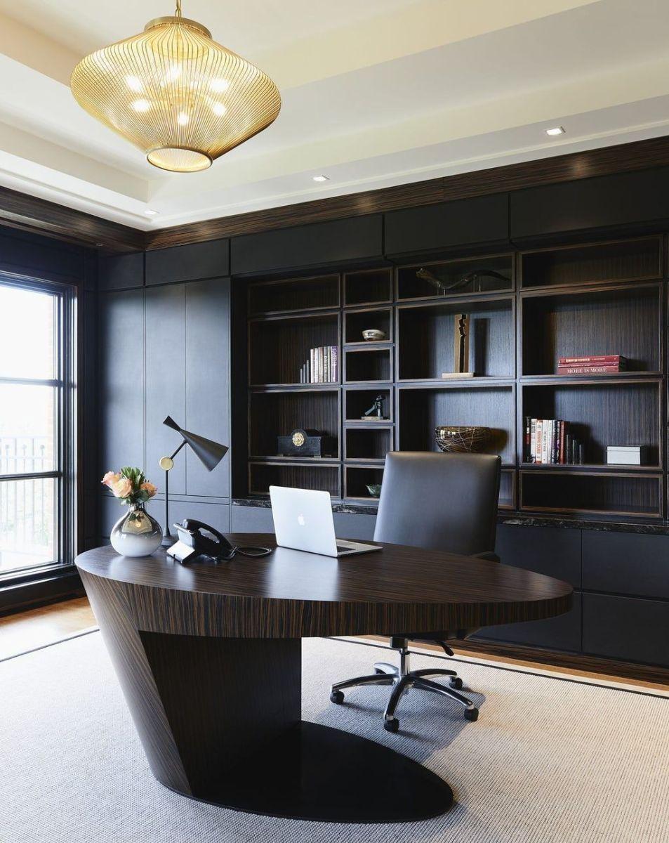 Stunning Modern Home Office Design Ideas 03