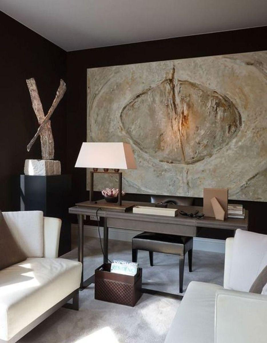 Stunning Modern Home Office Design Ideas 12