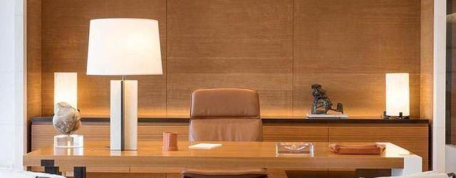 Stunning Modern Home Office Design Ideas 36