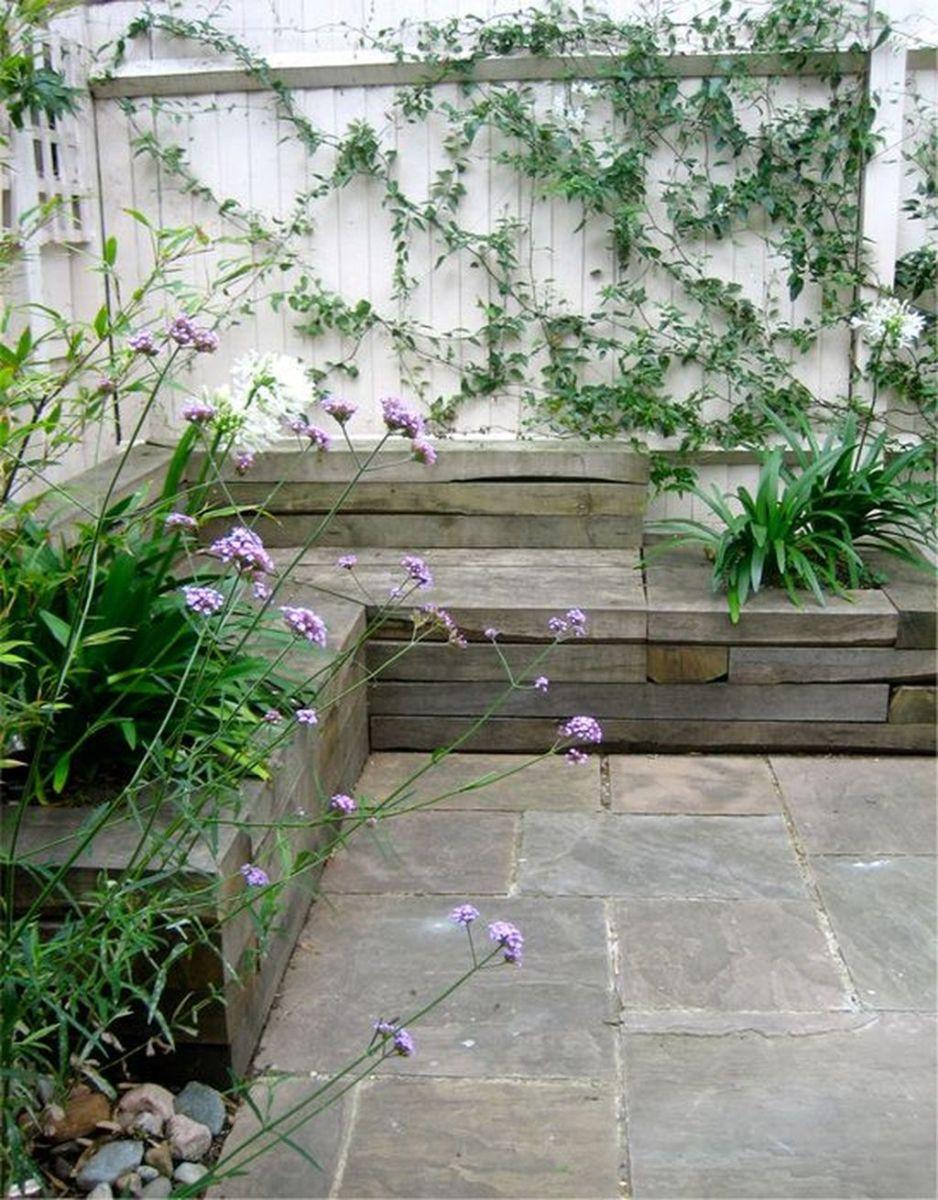 Stunning Tiny Garden Design Ideas To Get Beautiful Look 05