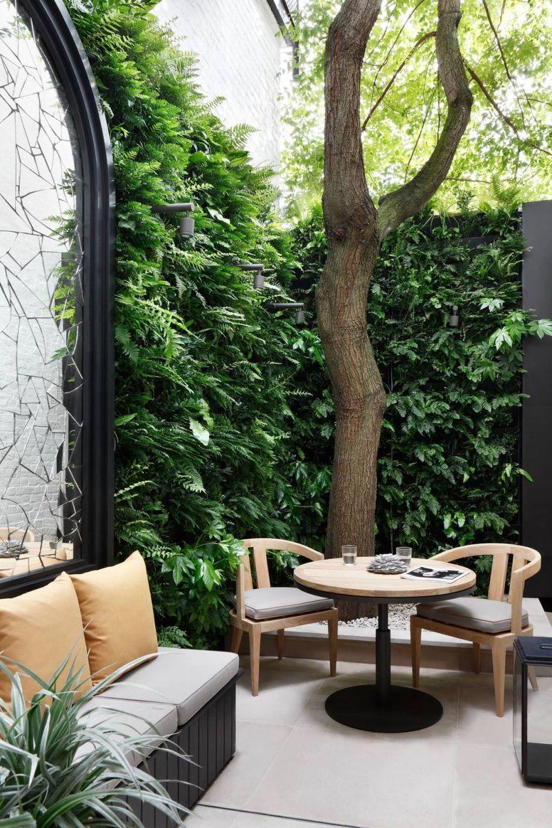 Stunning Tiny Garden Design Ideas To Get Beautiful Look 08