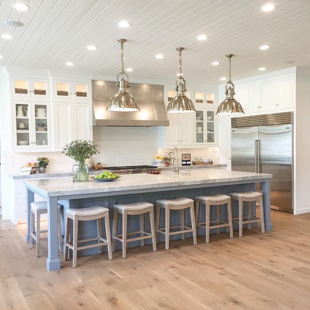 The Best Kitchen Island Ideas You Will Love 38