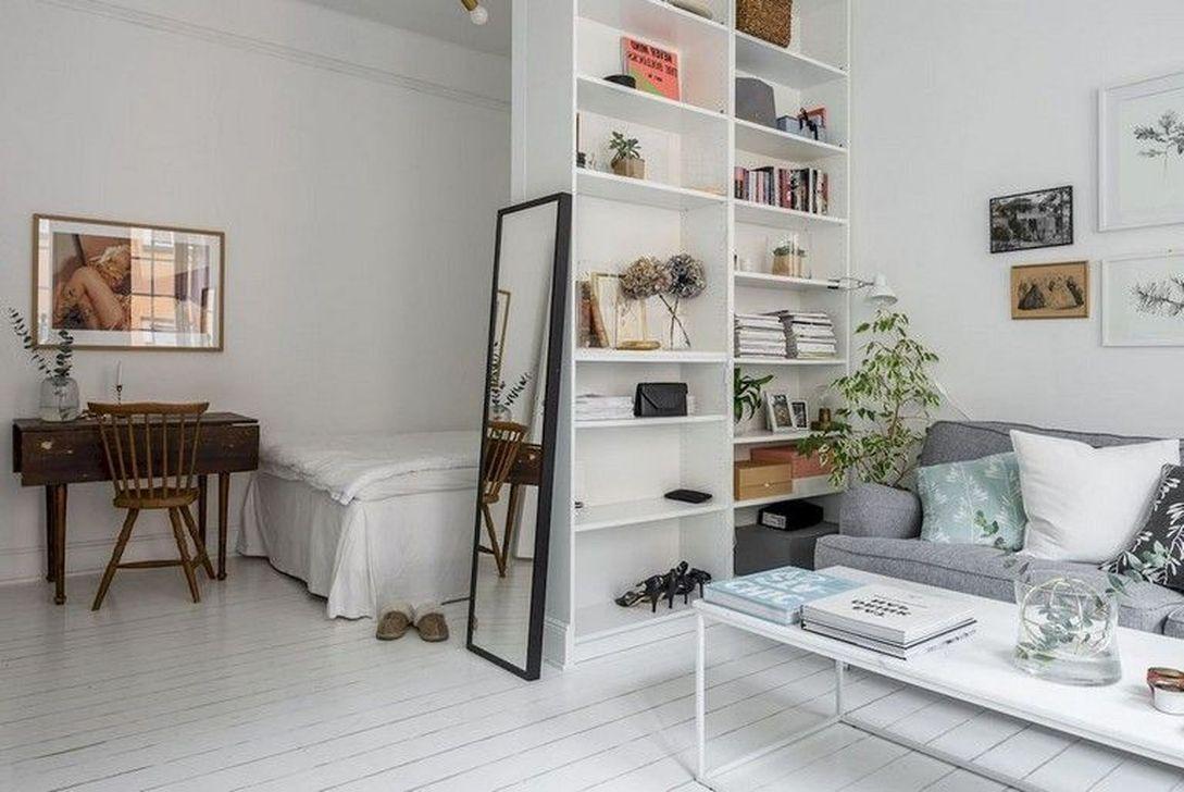 The Best Studio Apartment Layout Design Ideas 04