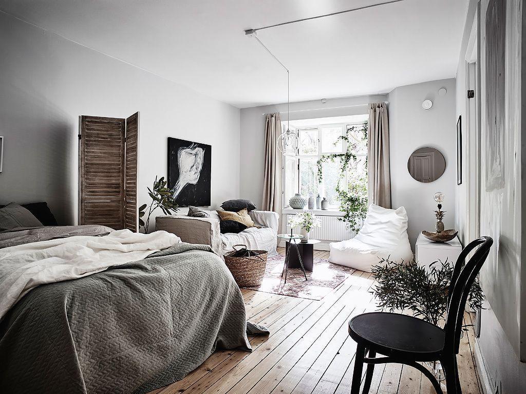 The Best Studio Apartment Layout Design Ideas 19