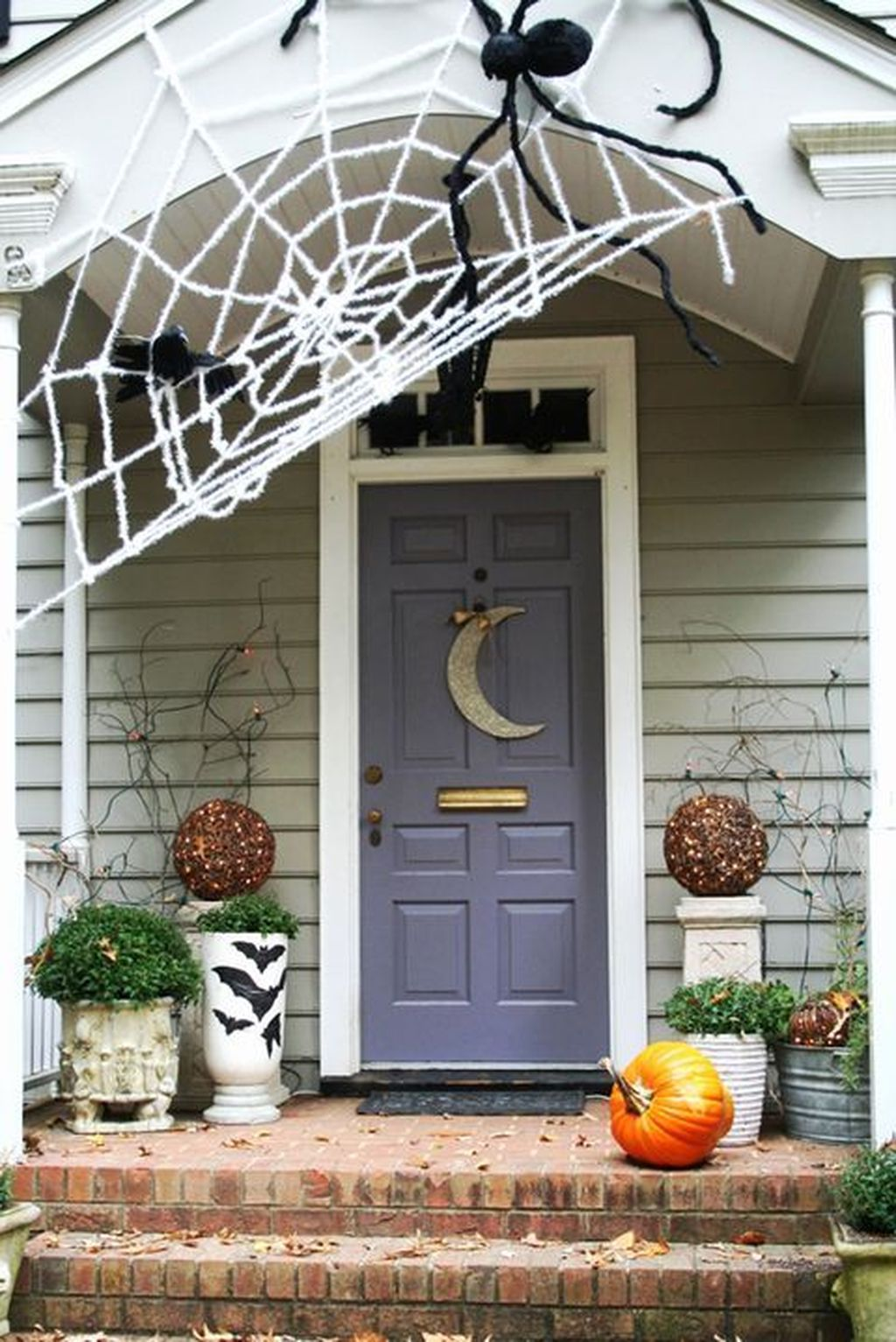 Amazing Halloween Outdoor Decorations Ideas 16
