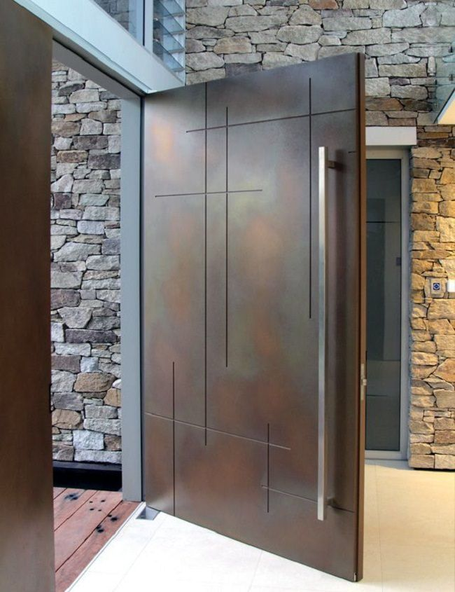Amazing Modern Door Design Ideas 07