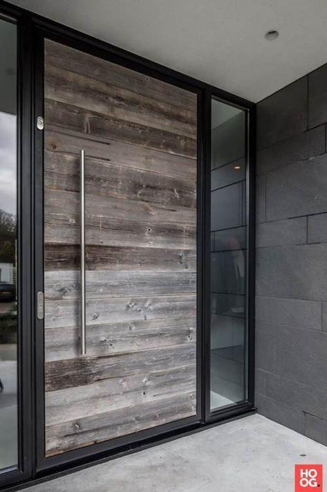 Amazing Modern Door Design Ideas 17