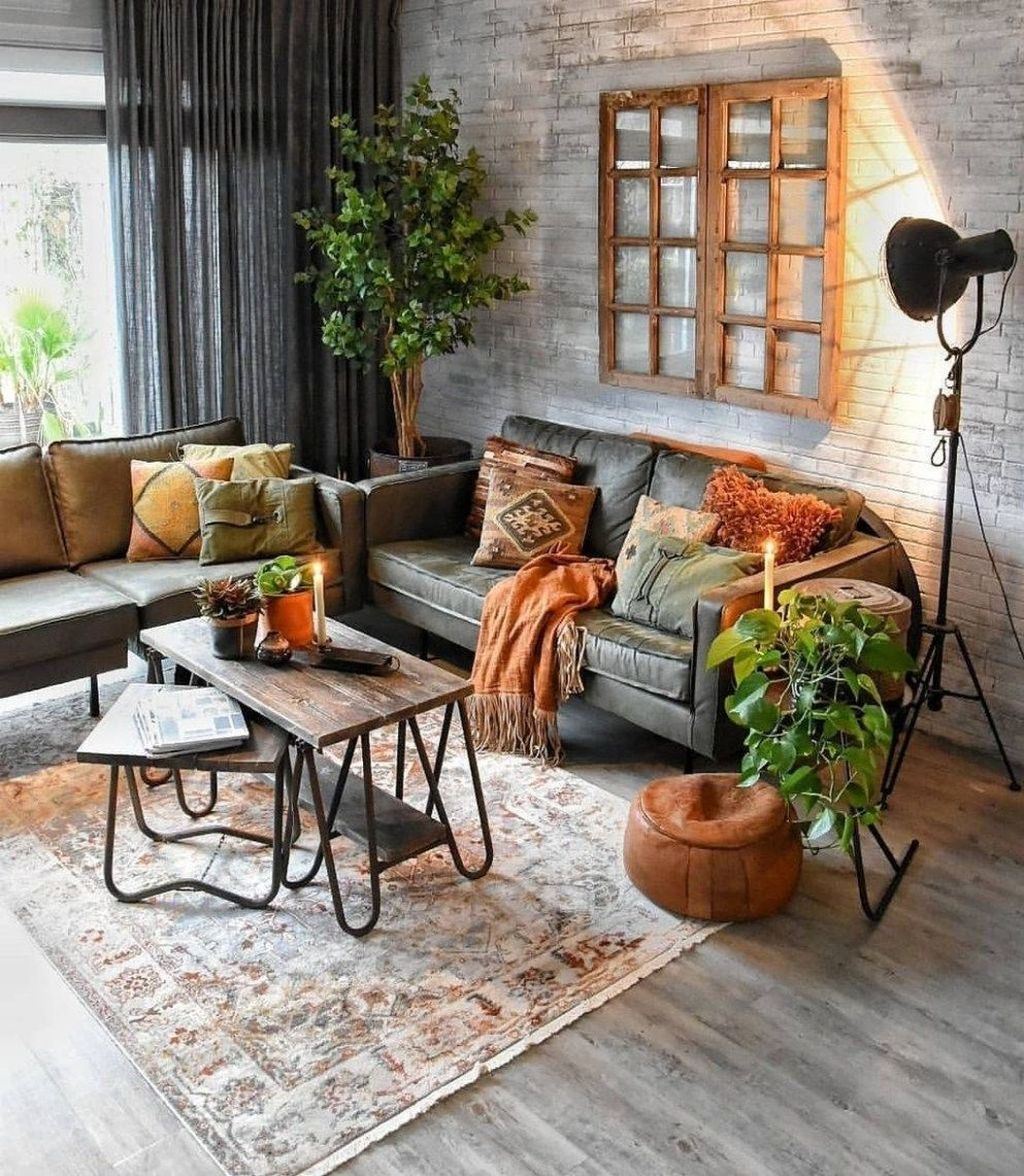 Amazing Scandinavian Living Room Decor Ideas 02