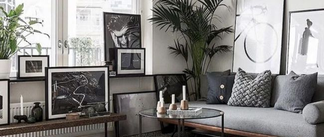 Amazing Scandinavian Living Room Decor Ideas 20