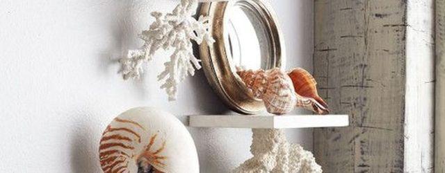 Awesome Coastal Style Bathroom Decorating Ideas 16