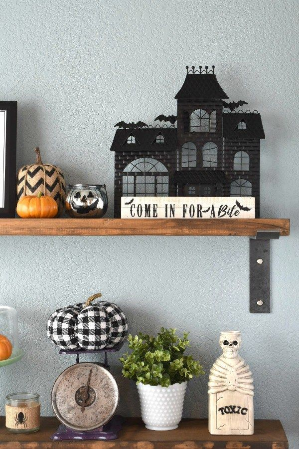 Awesome Spooky Halloweeen Home Decoration Ideas 03