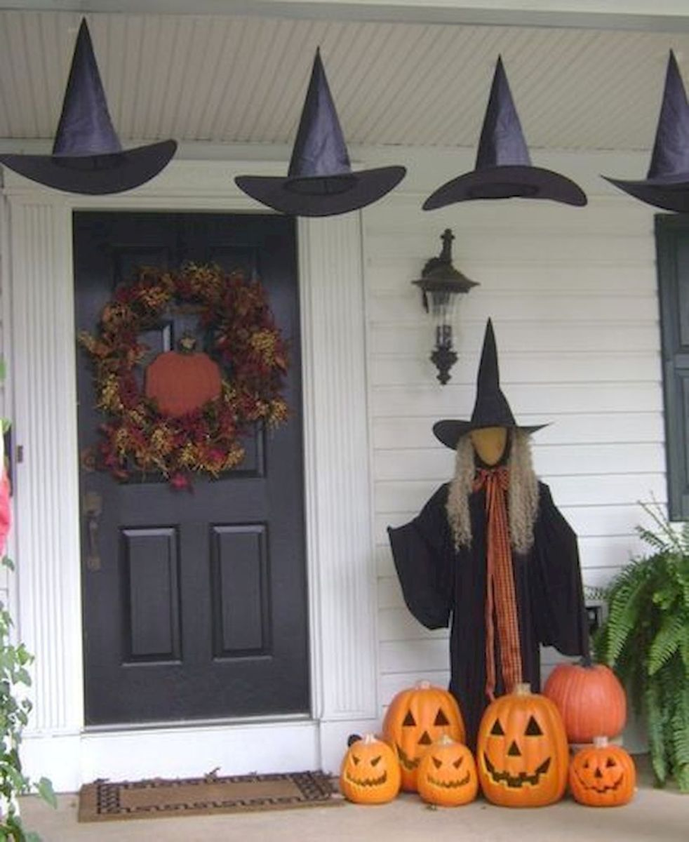 Awesome Spooky Halloweeen Home Decoration Ideas 10