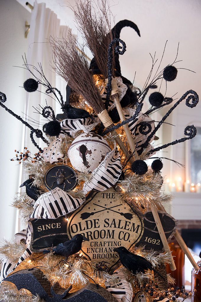 Awesome Spooky Halloweeen Home Decoration Ideas 23
