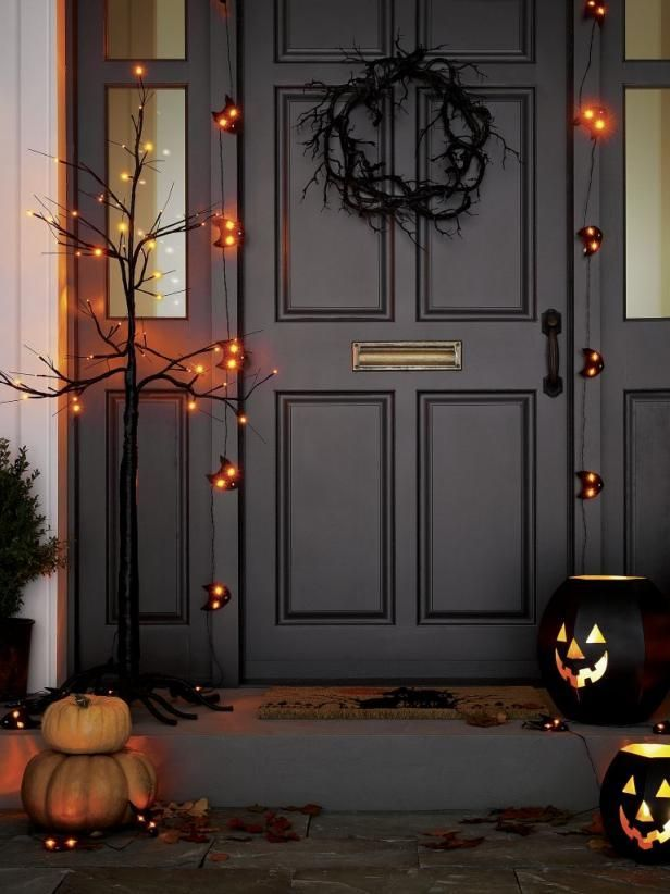 Awesome Spooky Halloweeen Home Decoration Ideas 29