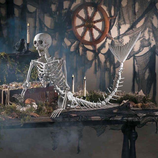 Awesome Spooky Halloweeen Home Decoration Ideas 34
